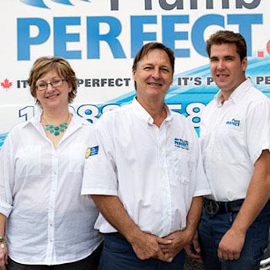 Plumb Perfect team